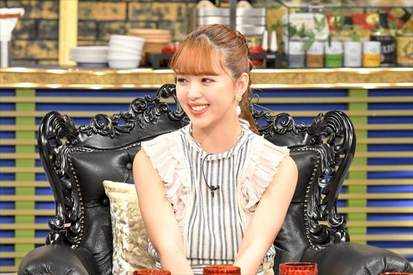 藤田ニコル「オジサンが好きそうな食べ物が好き!」『人生最高レストラン』7・20放送