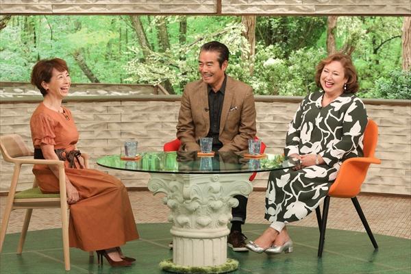 勝野洋&キャシー中島夫妻が亡き娘への思いを語る『サワコの朝』7・20放送