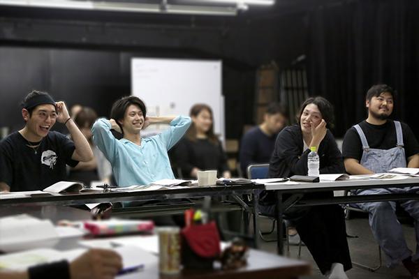 鈴木裕美演出「絢爛とか爛漫とか」顔合わせとか本読みとかレポート