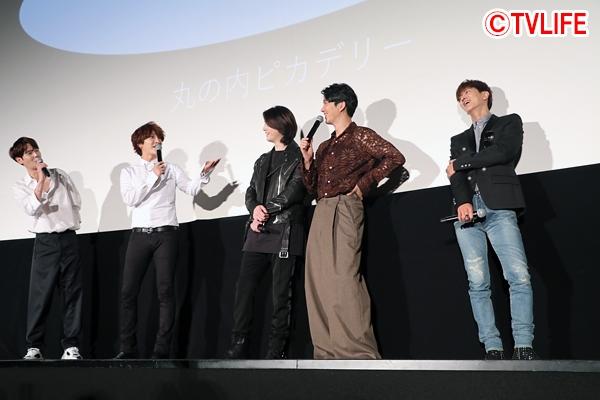 映画「超新星 10th Anniversary Film~絆は永遠に~」