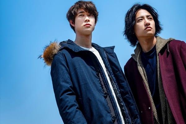 宮沢氷魚が今泉力哉監督「his」で映画初主演、藤原季節と同性カップルに