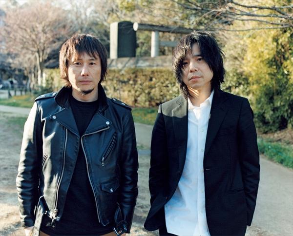 宮本浩次と横山健