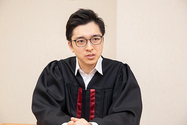 <p>水上颯&林輝幸インタビュー</p>