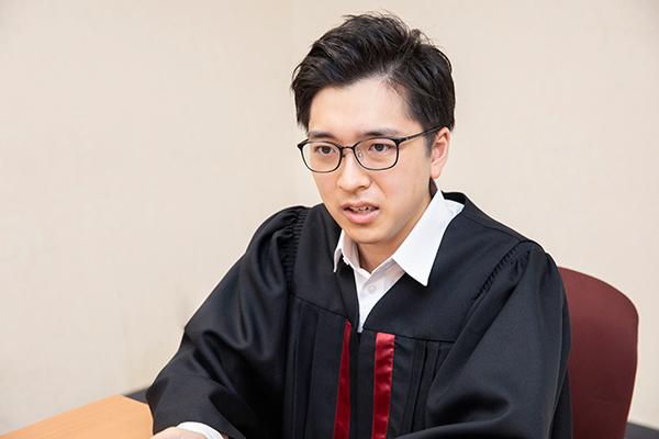 水上颯&林輝幸インタビュー