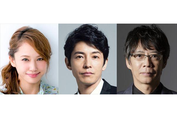 KERA CROSS第二弾『グッドバイ』演出・生瀬勝久×主演・藤木直人で上演決定!