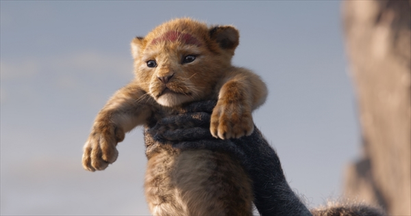 映画「ライオン・キング」