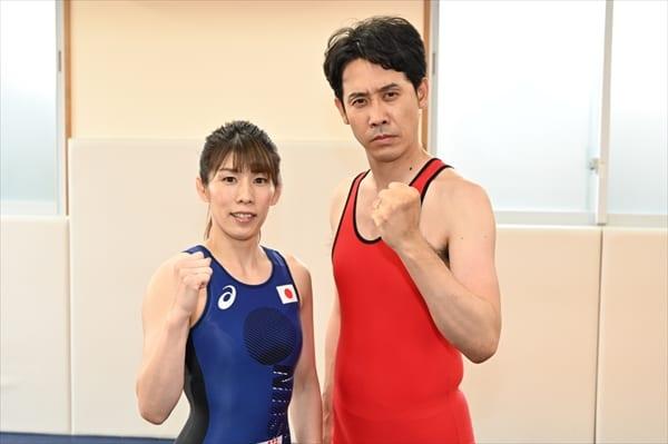 吉田沙保里が大泉洋と対決!?本人役で『ノーサイド・ゲーム』第5話にゲスト出演