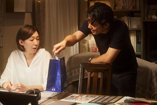 江口のりこ「志尊淳さんは男らしい方」『潤一』第4話8・2放送