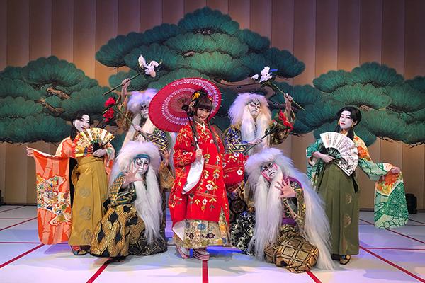 きゃりーぱみゅぱみゅが『SONGS OF TOKYO』で歌舞伎コラボSPメドレー&最新曲披露!