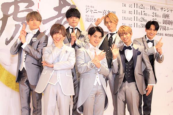 宮近海斗、トラジャ初単独主演舞台『虎者』に気合十分「もっと大きなTravis Japanになれる」