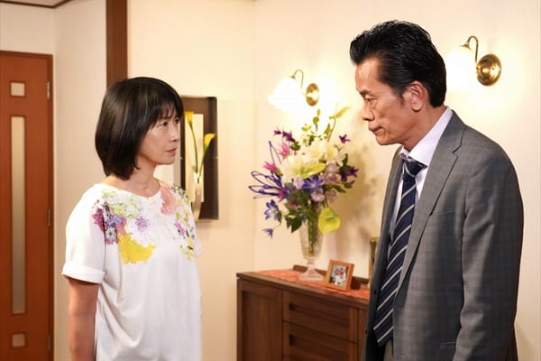 田中美佐子「不倫されるのは初」『それぞれの断崖』第2話8・10放送