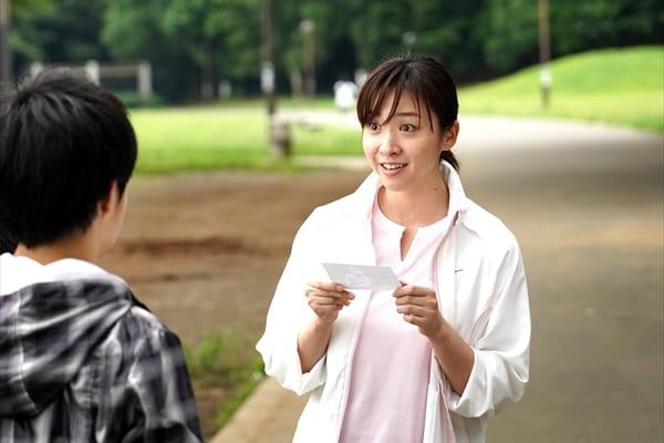 黛英里佳「遠藤憲一さんにメロメロでした!」『それぞれの断崖』第2話8・10放送