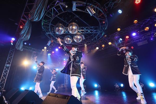 Hi☆Five初のワンマンライブにファン熱狂