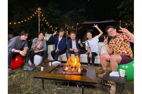 菊池風磨、佐藤勝利らが大自然でアオハル体験!『アオハルTV』8・18放送