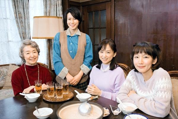 『ドラマスペシャル「あの家に暮らす四人の女」』