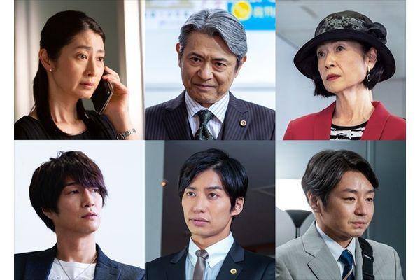 『リーガル・ハート』第6話&最終話に仙道敦子、天野浩成、武田航平らが出演
