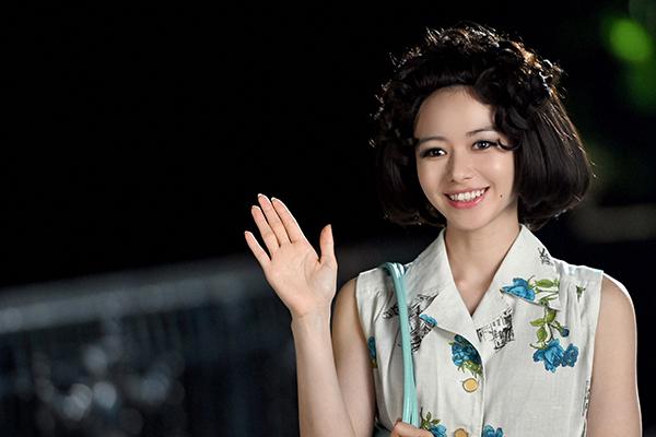 山本舞香が昭和の雰囲気漂う衣装と髪形で『Heaven?』第7話にゲスト出演
