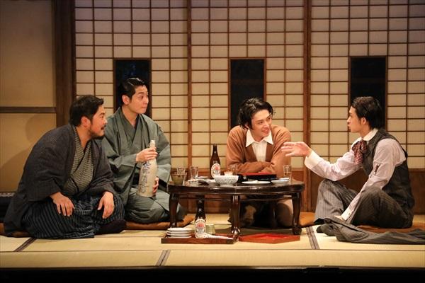 舞台「絢爛とか爛漫とか」開幕!安西慎太郎、鈴木勝大、川原一馬、加治将樹、演出・鈴木裕美のコメント到着