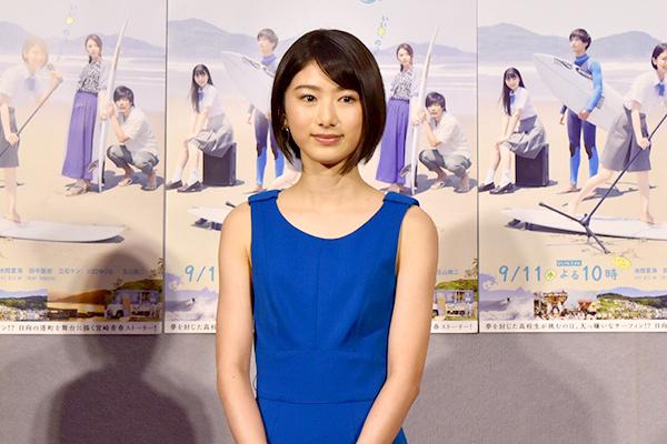 池間夏海、主演ドラマでサーフィンにハマる 父親役・玉山鉄二は「2度とやるか」