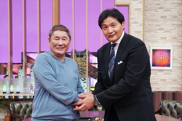 ビートたけしと貴乃花光司が対決!?『たけしのニッポンのミカタ!SP』8・23放送