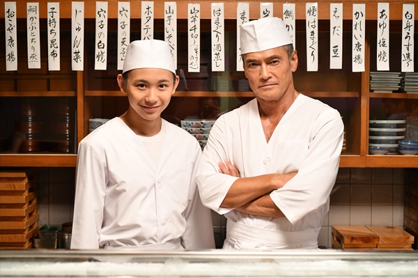 須賀健太主演『江戸前の旬 season2』放送決定!「人間ドラマとおいしいお寿司をまたお届けできたら」