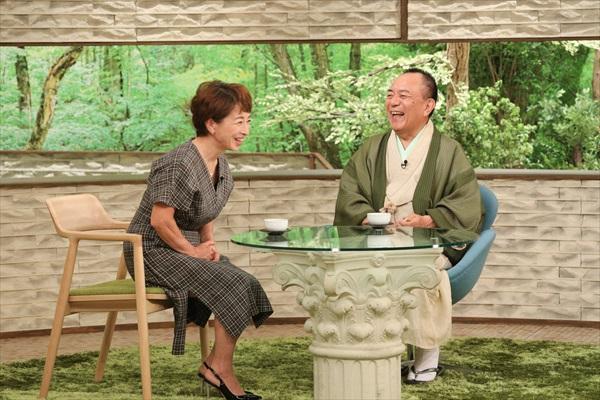 72歳でモテ期到来!三遊亭小遊三が女性に人気の理由とは!?『サワコの朝』8・24放送