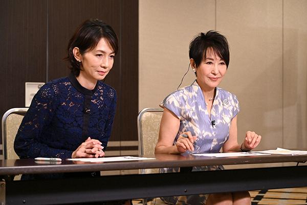 「女子アナ学」で学院生が舛添要一にインタビュー!『林先生の初耳学』8・25放送