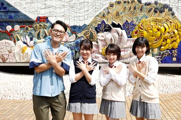 初回は野中美希、高瀬くるみ、山﨑夢羽!『ハロプロ!TOKYO散歩』BSスカパー!で8・28スタート