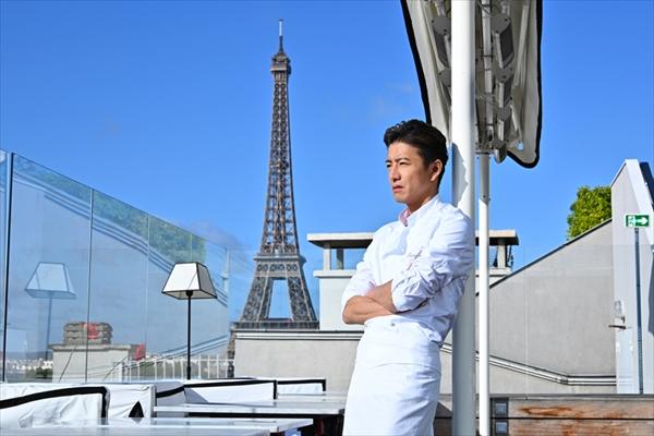 木村拓哉らがパリの三つ星レストランでクランクイン!『グランメゾン東京』
