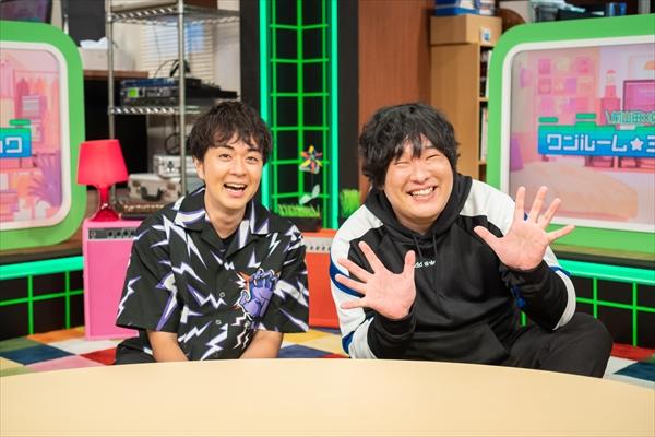 前山田健一&岡崎体育MCの音楽番組『前山田×体育のワンルーム☆ミュージック』9・3放送