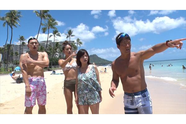 """ハワイの達人・長嶋一茂が""""お金をかけずにハワイを楽しむ方法""""を伝授!『自由すぎるTV』9・4放送"""
