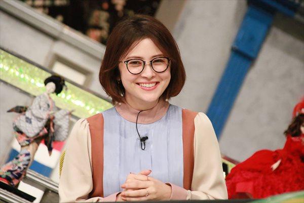 宮澤エマ「笑いの暴力に負けました(笑)」『全力!脱力タイムズ』9・6放送