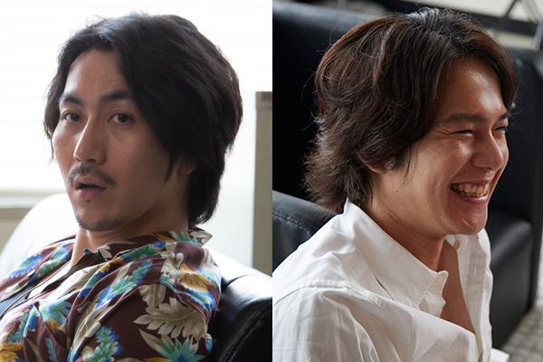 郷本直也&平野良が『REAL⇔FAKE』第3話にゲスト出演