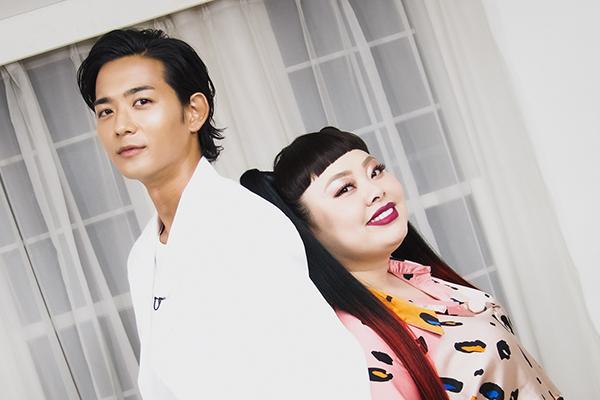 竜星涼が白スーツで登場!渡辺直美「昭和の大俳優みたい」『渡辺直美のナオミーツ』9・12放送