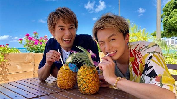 『ハワイに恋して!』