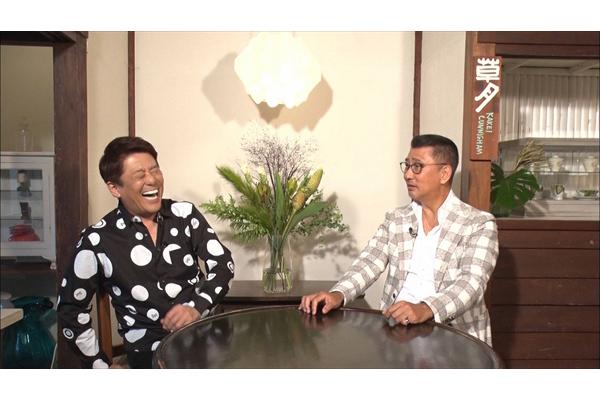 中井貴一の素顔に迫る!『直撃!シンソウ坂上』9・12放送