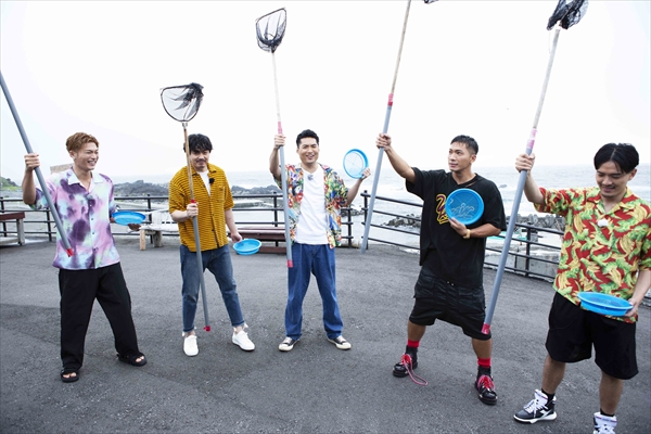 『EXILE TRIBE 男旅』