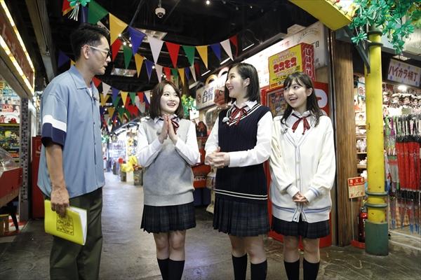 森戸知沙希&一岡伶奈、島倉りかがお台場を満喫!『ハロプロ!TOKYO散歩』9・25放送