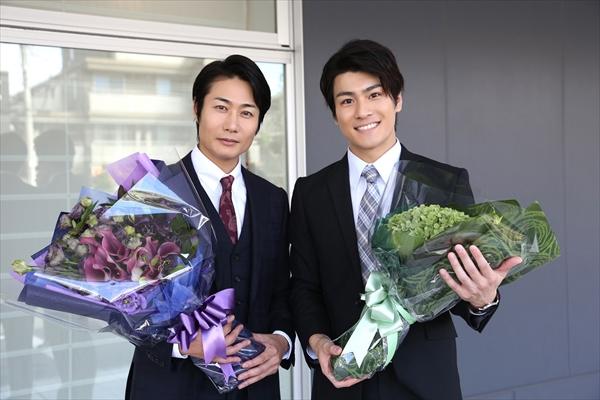 森本慎太郎「成長できた」『監察医 朝顔』戸次重幸、森本、坂ノ上茜が撮了