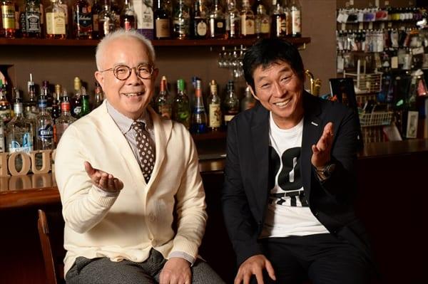 明石家さんまと小堺一機が映画談義!ムービープラス『エイガタリ』10・26放送