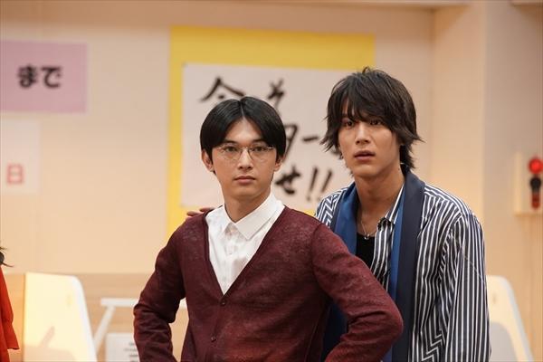 『LIFE!』吉沢亮が中川大志と熱いバトル!「めちゃめちゃうれしい!」