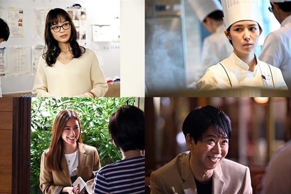 木村拓哉主演『グランメゾン東京』に朝倉あき、吉谷彩子、中村アン、手塚とおるが出演決定