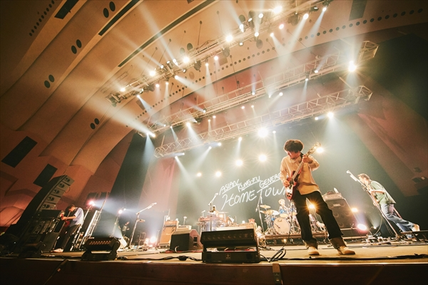 『ASIAN KUNG-FU GENERATION Tour2019「ホームタウン」in パシフィコ横浜』