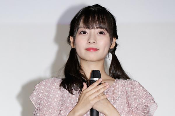齊藤なぎさ「ナツヨゾラ」初主演&公開記念イベント