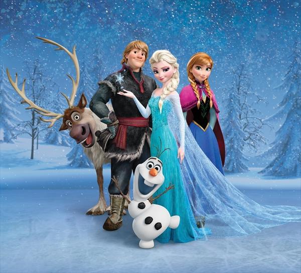 「アナと雪の女王」