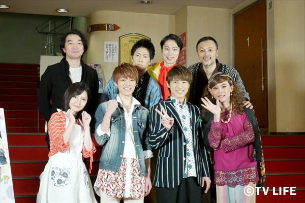 宇宙Six松本幸大、単独初主演舞台に自信!「絶対に笑わせます!」
