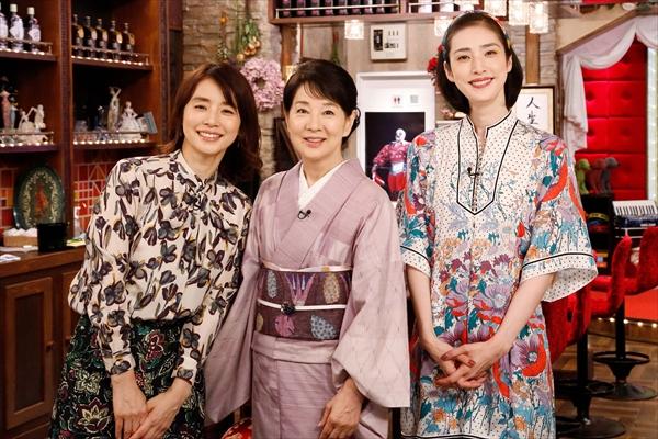 『天海祐希・石田ゆり子のスナックあけぼの橋』