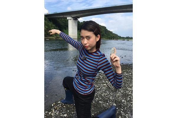 """森川葵が""""水切り""""に挑戦!『それって!?実際どうなの課』10・9放送"""