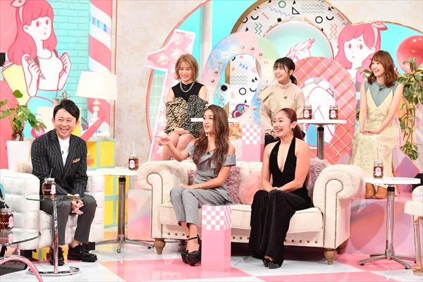 安藤美姫、池田美優らがイケメンのデートを辛口採点!『有吉と採点したがる女たち』第2弾10・17放送