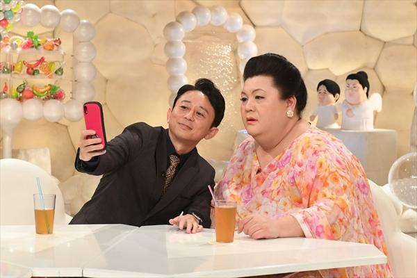 """マツコ&有吉が""""初自撮り""""を披露!『かりそめ天国3時間SP』10・11放送"""